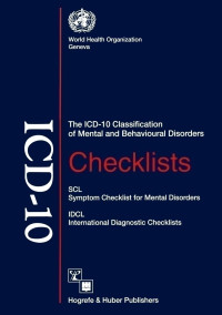 ICD-10 Checklists