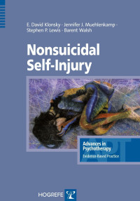 Nonsuicidal Self-Injury