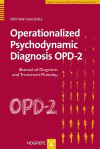 Operationalized Psychodynamic Diagnosis OPD-2