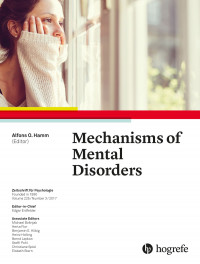Mechanisms of Mental Disorders
