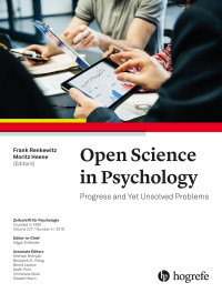Open Science in Psychology